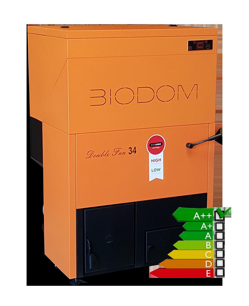 pelletketel Biodom 27C5
