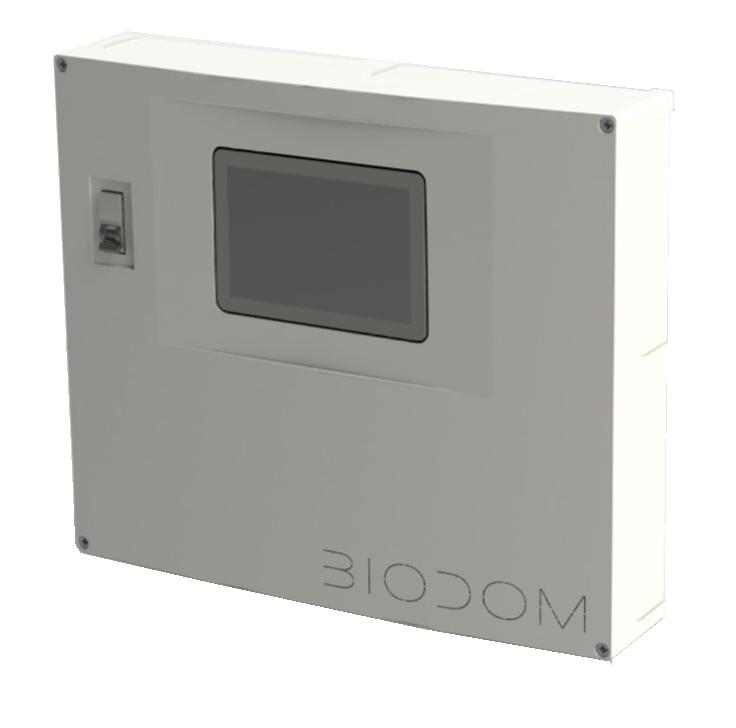 Biodom controller