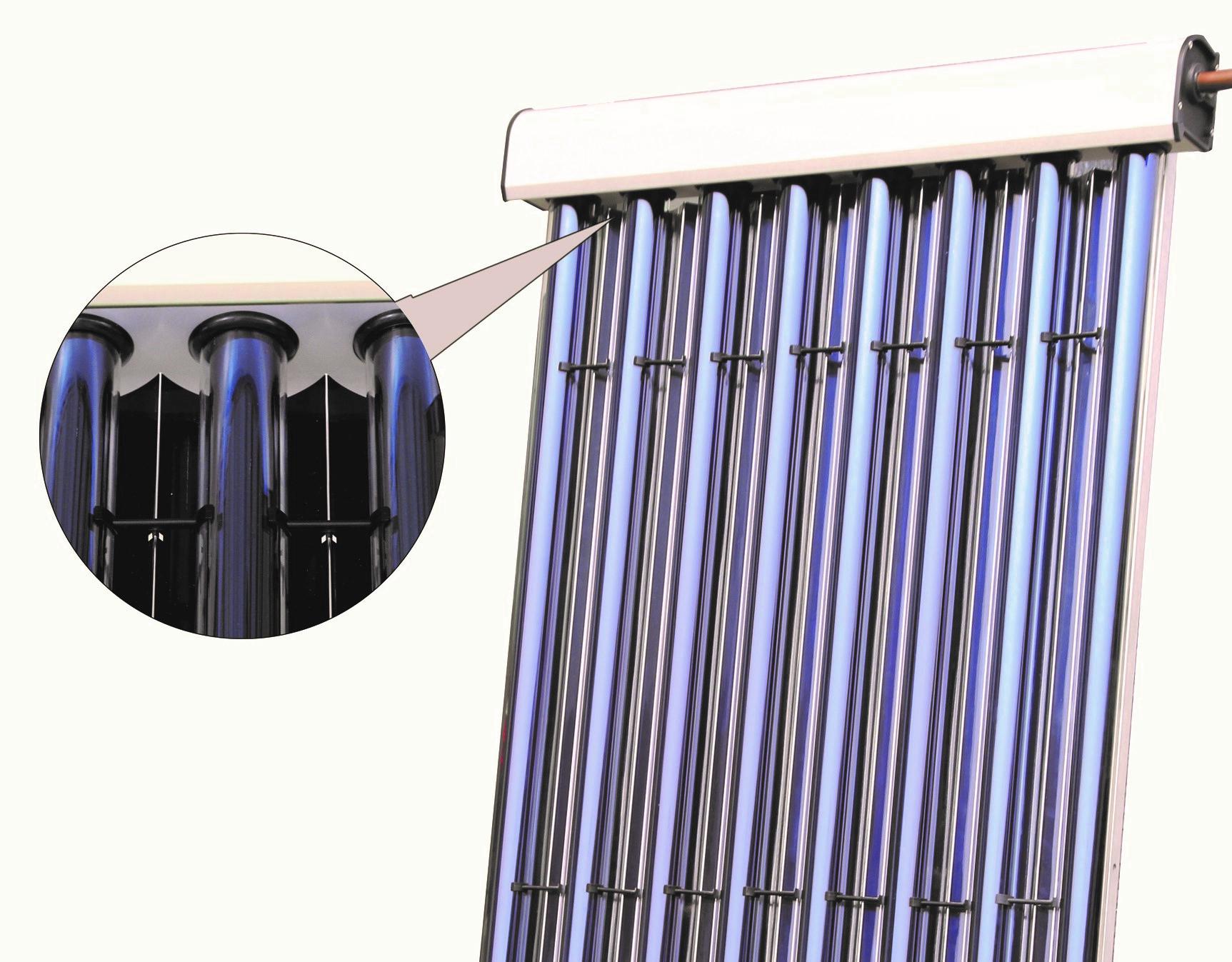 CPC Buiscollector van Eco4you met thermostaat ventiel